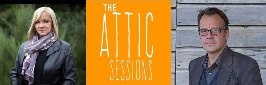 Attic Sessions with Paul Perry